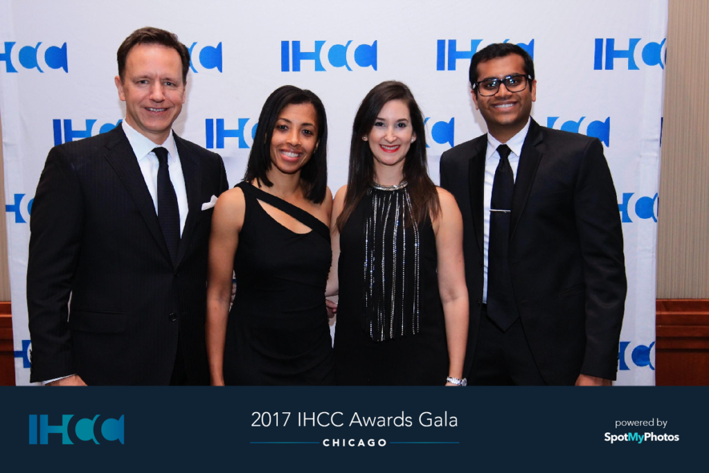 Photo from the 2017 IHCC Awards Gala